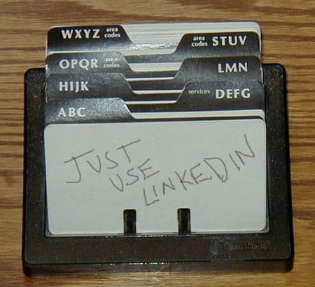 LinkedIn is meer dan een hulpmiddel voor marketing en een online rolodex.